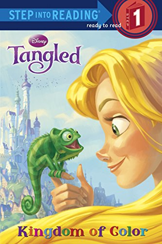 Book Tangled: Kingdom of Color (Step Into Reading, Step 1)<br />K.I.N.D.L.E