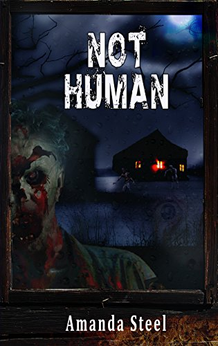 Book: Not Human by Amanda Steel