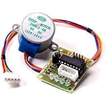 Vipe 28BYJ-48 Arduino ULN2003 Driver Test Module Board With 5V Stepper Motor