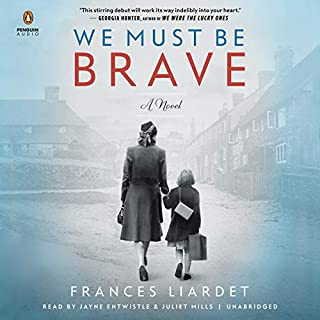 Book Cover: We Must Be Brave