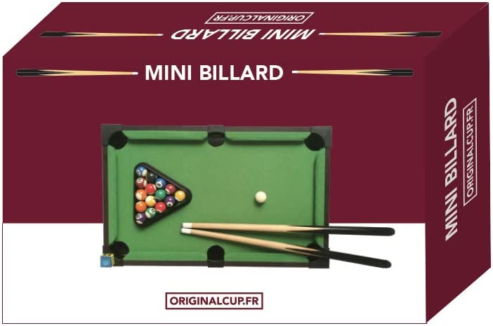Original Cup - Mini Mesa de Hockey de Aire, Juego Completo, 1 x ...