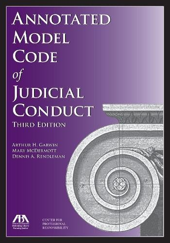 Annotated Model Code of Judicial Conduct ()