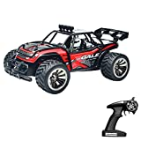 Image of RC Car Vatos Remote Control System Off Road 1:16 Scale Desert Buggy 2.4GHz 50M 2WD Electric Race Monster Truck