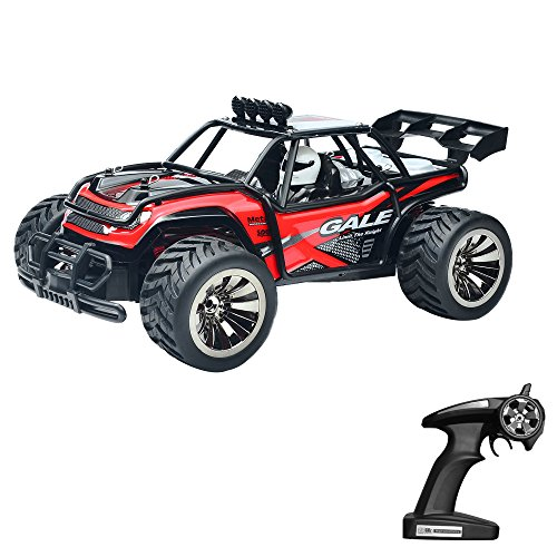 This is a RC car by Vatos