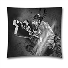 NHL Teams Throw Pillow Covers, Sports Fans Throw Pillow Cases For Sports Fans, Colorado Avalanche Square Decorative Pillow Covers, Pure Cotton, Size: 18x18 Inches (45x45 cm)