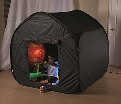 Sensory Black Out Tent by MODULAR 2 & Amazon.com: Sensory Black Out Tent by MODULAR 2: Toys u0026 Games