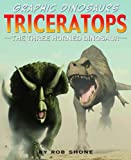 Triceratops, Rob Shone, 1404238964