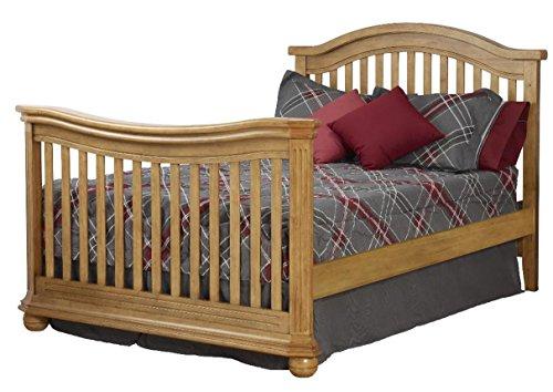 Sorelle Adult Full-Size Bed Conversion Rails - Vintage Frost (Sorelle Vista Elite Toddler Rail Vintage Frost)