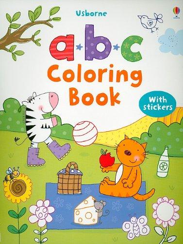 Download ABC Coloring Book pdf