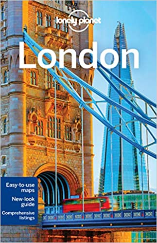 Lonely Planet London (Travel Guide): Amazon co uk: Lonely