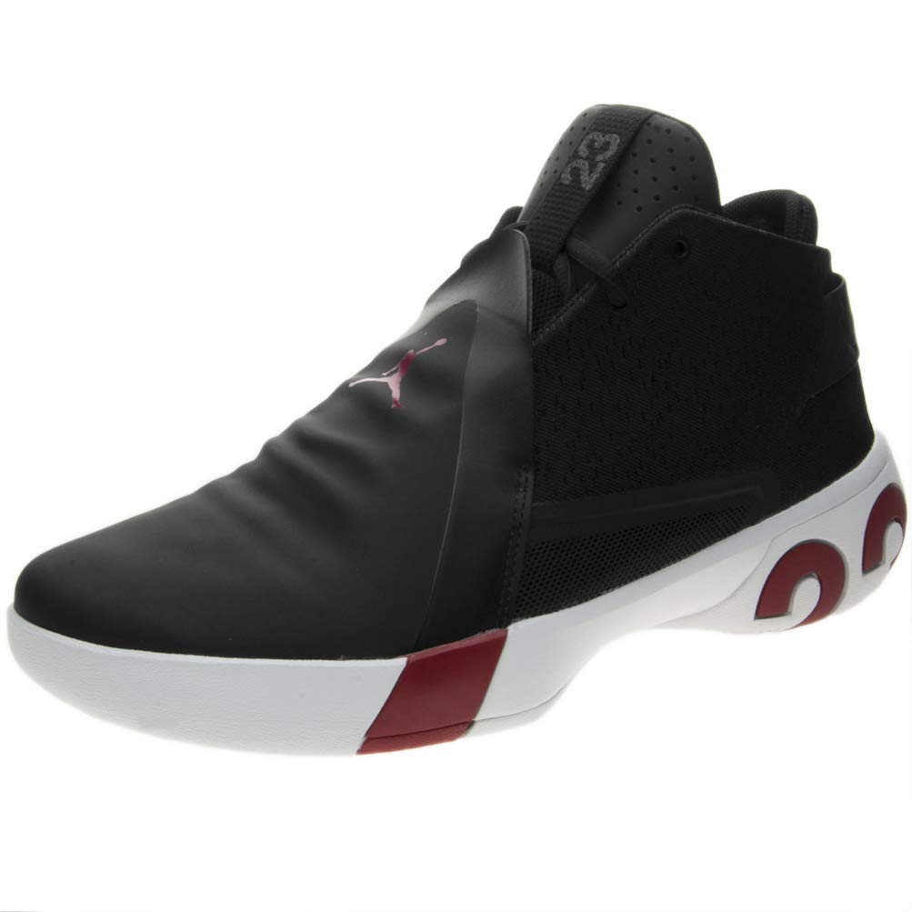 NIKE Jordan Ultra Fly 3, 005) Chaussures de Basketball Homme 48.5 EU|Multicolore (Black/White/Gym Red 005) 3, e79990