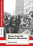 Poems from the Women's Movement, Honor Moore, 1598530429