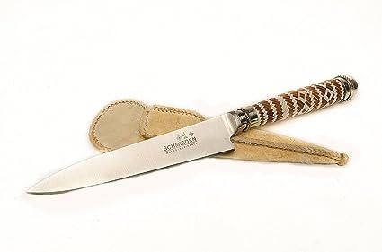 Amazon.com : Argentine Hand Crafted Fixed Blade Cuchilla ...