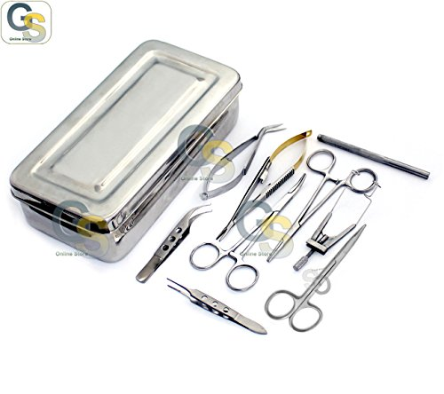 G.S EQUINE LARGE FARM ANIMAL OPHTHALMOLOGY KIT - PREMIUM OPHTHALMIC KIT by G.S SURGICAL