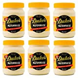 Duke's Real Smooth & Creamy Mayonnaise, 16 oz (Pack of 6)
