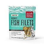51u8Iz9UdZL. SS150  - Natural Human Grade Dehydrated Fish Filets