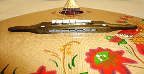 New Nice Ukrainian Folk Classical Acoustic Guitar Kobza Wooden 6st Original, 60 by Trembita (Image #4)