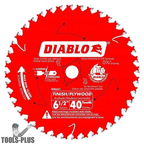 (Diablo by Freud D0641X Finishing Saw Blade )