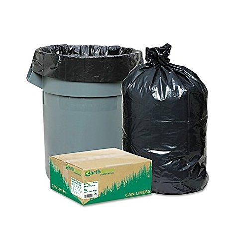 Webster EarthSense Large .9mil Trash and Yard Bags, 33 Ga...