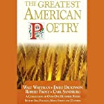 The Greatest American Poetry | Walt Whitman,Emily Dickinson,Robert Frost,Carl Sandburg