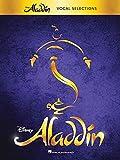 Menken Alan Aladdin Broadway Musical Vocal Selections Pvg Book