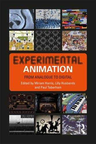 Experimental Animation: From Analogue to Digital-cover
