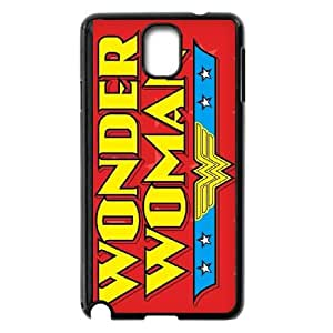 Wonder Woman Logo Samsung Galaxy Note 3 Cell Phone Case Black DIY Gift xxy002_5065381