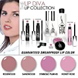 LIP INK Diva Collection - Handcrafted, Smearproof Lip Stain Collection