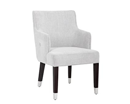 Super Amazon Com Sunpan Modern Vanessa Armchair Hemingway Marble Pabps2019 Chair Design Images Pabps2019Com