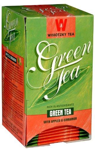 Green Tea Apple Cinnamon 20 ()