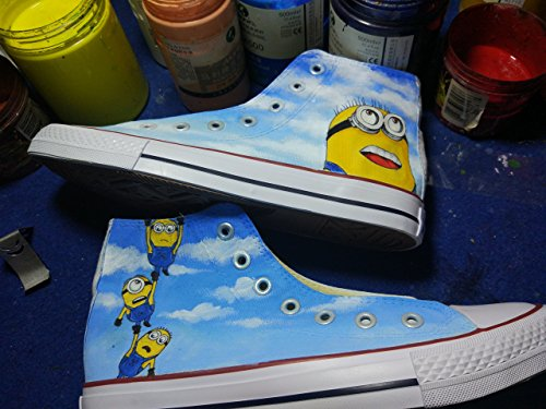 49ba945f213 Painted Custom Shoes - Hand Painted Custom Converse Custom Vans