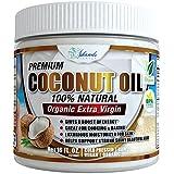 Island's Miracle Organic Extra Virgin Coconut Oil, 16 ounce