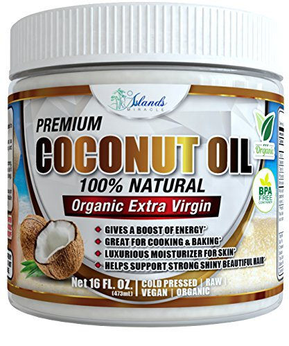 Islands Miracle Organic Virgin Coconut product image