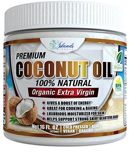 Islands Miracle Organic Virgin Coconut