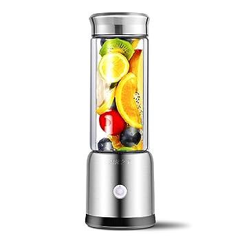 Juicer Portátil Mini Multi-Function Mixer Grinding Máquina de Alimentos de Leche de Soja Baby Food Maker Carga USB: Amazon.es