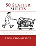 50 Scatter Sheets, Andrew Berlin, 149050852X