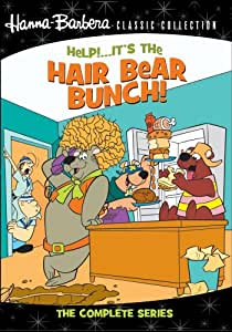 Help! It's the Hair Bear Bunch!: The Complete Animated Series
