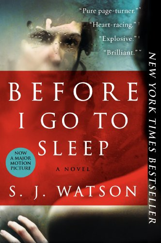 Before I Go to Sleep (2011) (Book) written by S. J. Watson