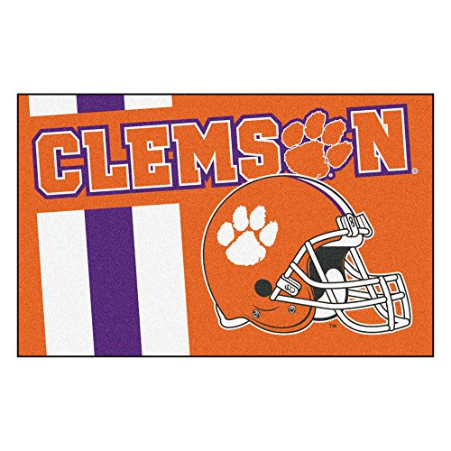 FANMATS 18738 Clemson Uniform Inspired Starter ()