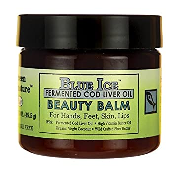 Blue Ice Beauty Balm, 1.75 oz/49.6g Simply Dana Rose Hip Seed Foaming Facial Cleanser 4 fl oz. (120ml)