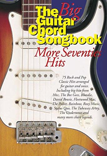 Download Big Guitar Chord Songbook More 70s Hits book pdf | audio id ...