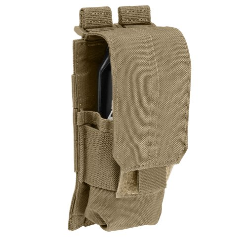 5.11 Tactical 56031 Flash Bang Pouch, One Size, Sandstone