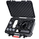 Smatree Carrying Case for DJI Spark, Waterproof Hard Portable Case for DJI Spark Fly More Combo