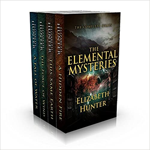 The Elemental Mysteries: Complete Series Books One - Four