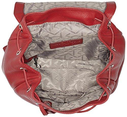 BREE Faro 4 37x12x30 cm (B x H x T) Rot (Brick Red 160) PupIct