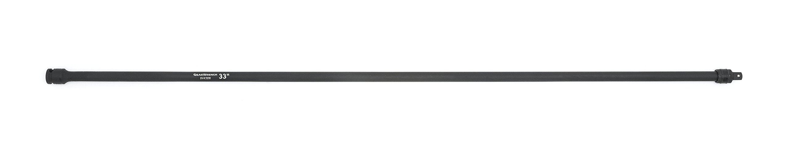 GEARWRENCH 3/8'' Drive Locking Impact Extension 33'' - 84438N by GearWrench