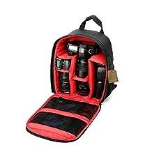 G-raphy Camera Backpack for DSLR SLR Cameras