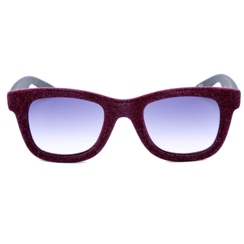 Rouge Burdeos 52.0 Femme Italia Independent 0090V-010-000 Montures de lunettes