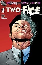 Joker's Asylum: Two-Face (2008-) #1