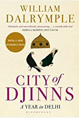 City of Djinns: A Year in Delhi Paperback